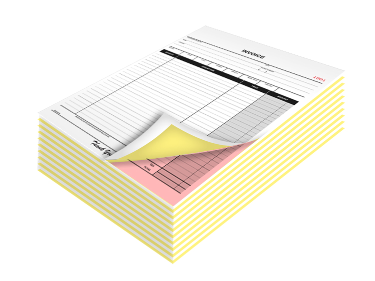 NCR Forms - Hotspot Printing & Packaging   Your Printing and